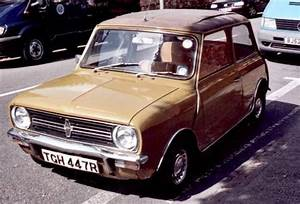 Mini Clubman Saloon And Estate 1976 Electrical Wiring