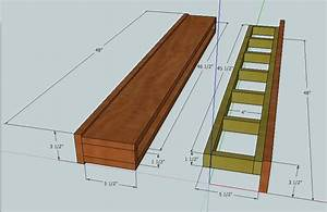 Floating Mantel Shelf Plans - WoodWorking Projects & Plans