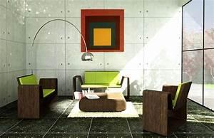 Diy mirror frame ideas decoseecom for Interior beautiful living room concept