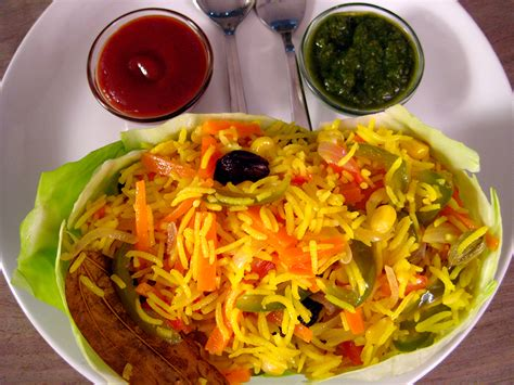Veg Biryani Recipe - A Delicious And Easy Rice Recipe By S ...