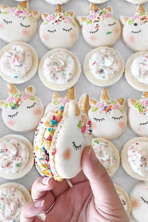 Ideen Fur Kuchen by 1001 Ideen F 252 R Einzigartige Einhorn Kuchen Und Torten
