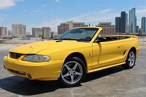 1998 Ford Mustang Cobra Convertible