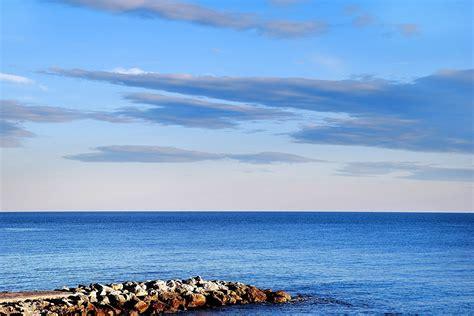 fondos de pantalla mar costa cielo horizonte naturaleza