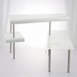 Etagere D Angle Cuisine : tag re d 39 angle cuisine blanc maison fut e ~ Teatrodelosmanantiales.com Idées de Décoration