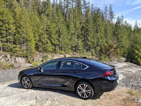 Buick Regal All Wheel Drive by 2018 Buick Regal Sportback Gs Test Drive Auto