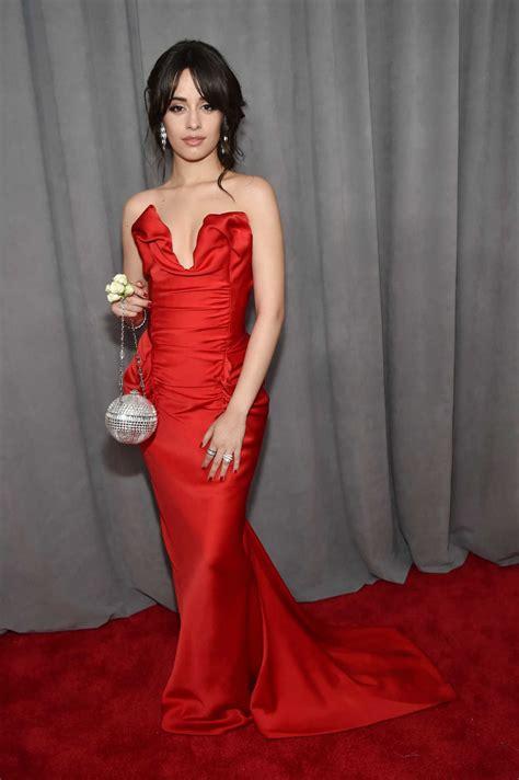 Camila Cabello The Annual Grammy Awards Madison