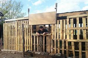 Fundraiser by Frye Ray : Building a Pallet LARP City