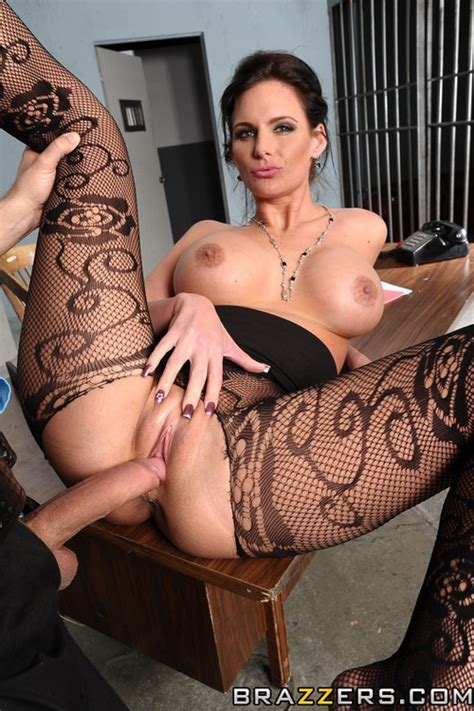 slutty brunette woman teasing in sexy pantyhose photos phoenix marie milf fox