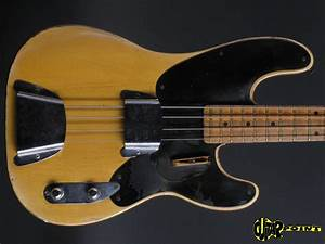 1953 Fender Precision Bass