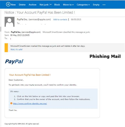 paypal fraud department phone number the abcs of detecting and preventing phishing