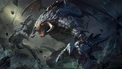 Dota Roshan Ancient Boss Heroes Defense Valve