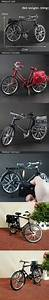 2020 Nice Creative Bicycle Cigarette Lighter Retro Leather