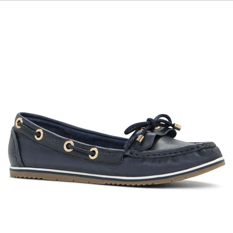 Aldo Boat Shoes by Lyst Aldo Maidens Boat Shoes Loafers In Blue
