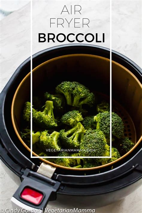 fryer broccoli air recipe roast go