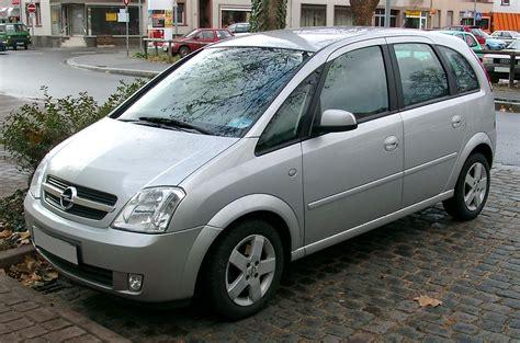 Opel Meriva by Opel Meriva A