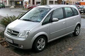 Opel Meriva 2006 : opel meriva a wikipedia ~ Medecine-chirurgie-esthetiques.com Avis de Voitures
