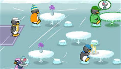 jeux de cuisine pingouin restaurant de pingouin jeu de restaurant jeux 2 cuisine