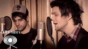 Boys Like Girls - Thunder (Acoustic) - YouTube