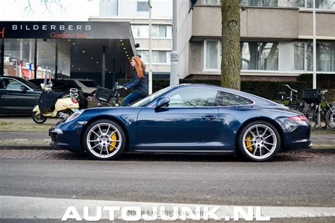 Porsche 991 911 Carrera 4s Fotos Autojunknl 160564