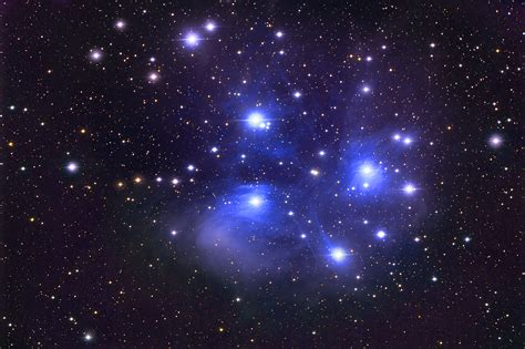 pleiades  sisters deography  dylan