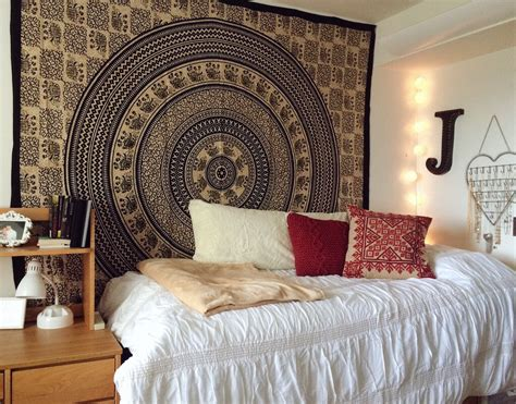 Black And White Indian Elephant Tapestry Wall Hanging Kmart Living Room Drapes Furniture For Pictures Table Ebay Remodeling Ideas Small Built In Shelves Architecture Interior Design Turning Into Home Office Images Decorating