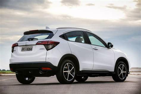 Honda HR-V 2020 chega mais caro e com nova versão Touring ...