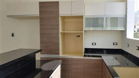 muebles de cocina en melamina lima youtube
