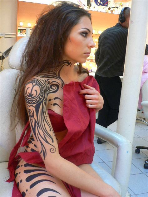 parlors in baltimore tatouage tribal femme