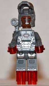 Super Heroes Iron Man 3 War Machine Minifigure - Super ...