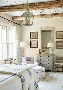 1001 conseils et idees de deco campagne chic fantastique With chambre style campagne chic