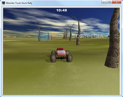 monster truck rally videos monster truck stunt rally demo download
