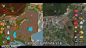 Fs17 Petite Map : cantabria infinita map v 1 6 mod farming simulator 17 ~ Medecine-chirurgie-esthetiques.com Avis de Voitures
