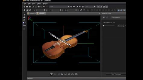 This makes the svg element and its contents part of the document's dom tree. 3D Animation Software - Corel MotionStudio 3D