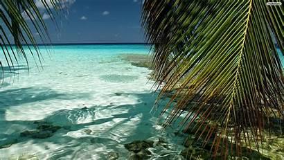 Tropical Desktop Background Backgrounds Beach Wallpapers Ocean