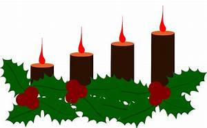Christmas Candles Clipart - ClipArt Best