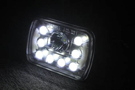 xx  dot led headlights  daytime running