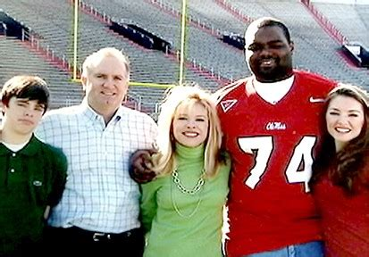 epic journey  nfls michael oher video abc news