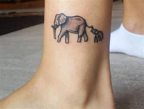 Kleine Tattoos Familie Tattoo Schriften 49 Ideen Und Spr Che F R