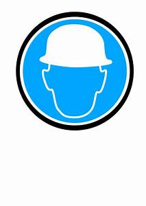 Free Clipart: Hard hat sign | pointal