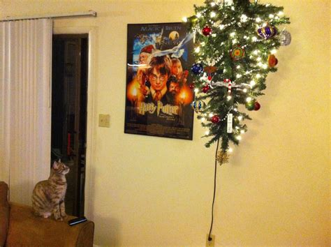 xmas tree made out of cats how to make a cat proof tree with cats