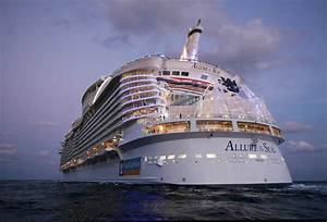 The World's Largest Cruise Ship: Allure of the Seas ...
