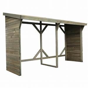 Abri Bois Pas Cher : abris bois de chauffage achat vente abris bois de ~ Dailycaller-alerts.com Idées de Décoration