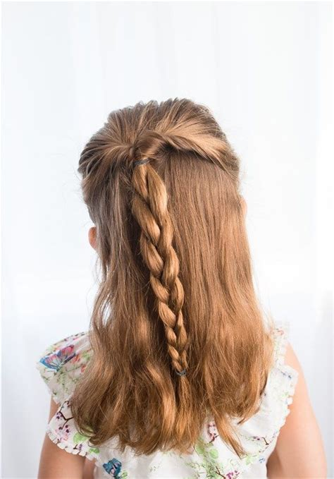 Easy Kid Hairstyles by 14 And Easy Hairstyles For School Small