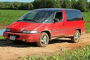 1992 Pontiac Trans Sport - Trim Information