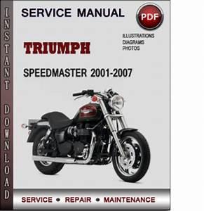 Triumph Speedmaster 2001