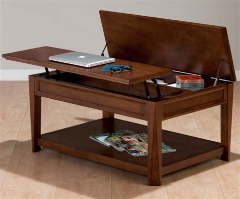 hidden compartment coffee table secret storage cocktail table stashvault