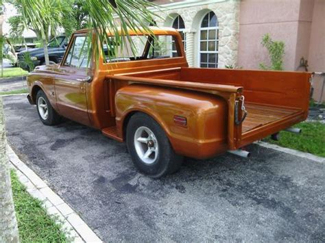 Purchase Used 1971 Chevy C10 Short Wheel Base ! Stepside