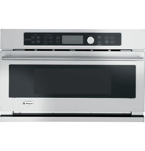 ge monogram built  oven  advantium speedcook technology  zscnss ge appliances