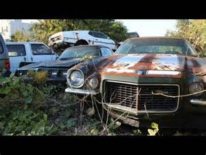 American Muscle Cars Abandoned