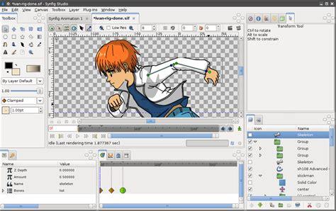 synfig  animation software indiegogo